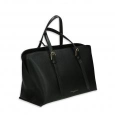 Doctor Bag Vitello Nero